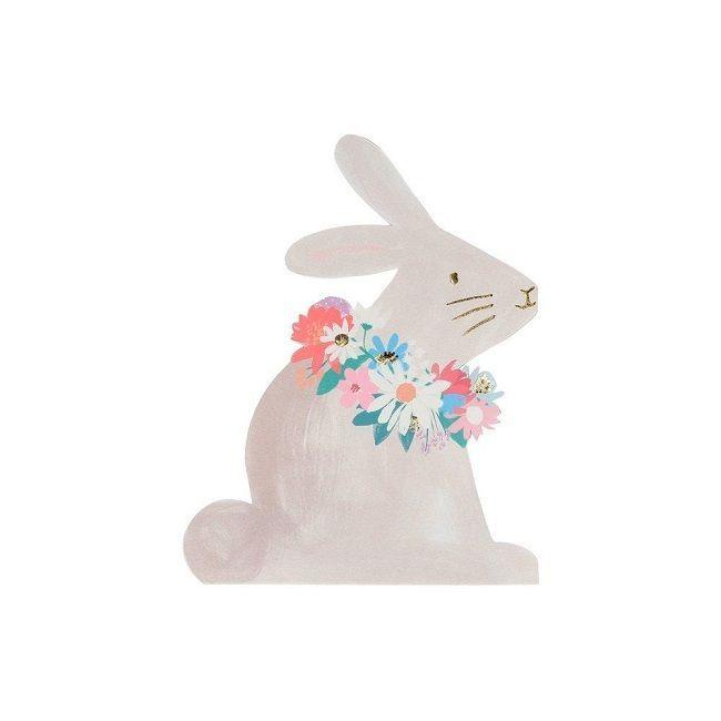 Meri Meri - Bunny Napkin