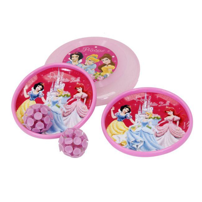 Mesuca - Disney Princess Catchball Set With Light