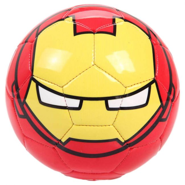 Mesuca - PVC Soccer Ball - Ironman