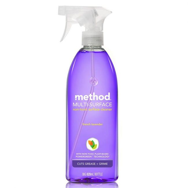 Method - APC spray French lavender - 828ml