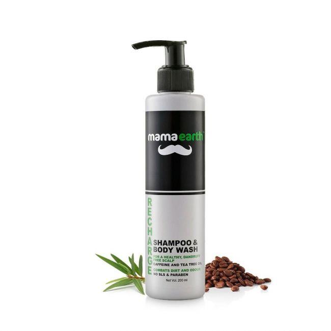 Mama Earth - Shampoo & Body Wash For Papa