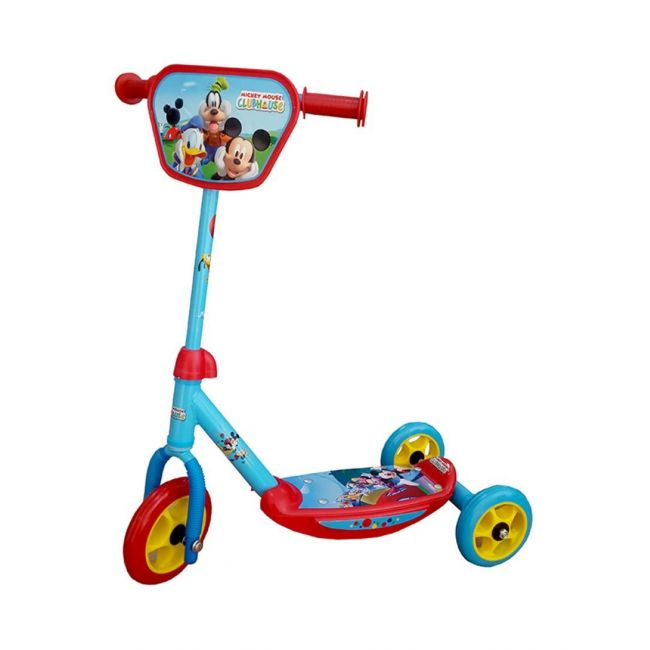 Mickey Mouse - Club House 3 Wheel Kid Scooter