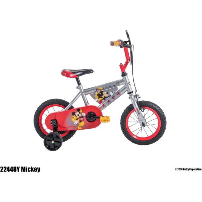 Mickey - Mouse Huffy 12 In With Frame Insert