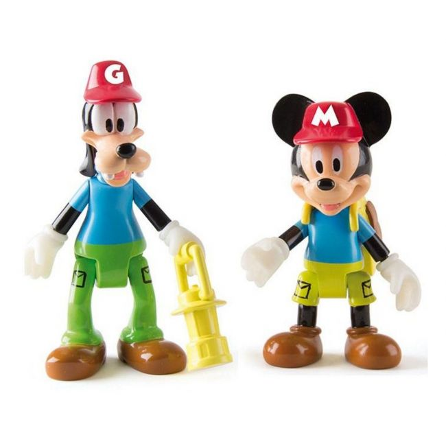 Disney Mickey & Goofy Outdoor Adventure