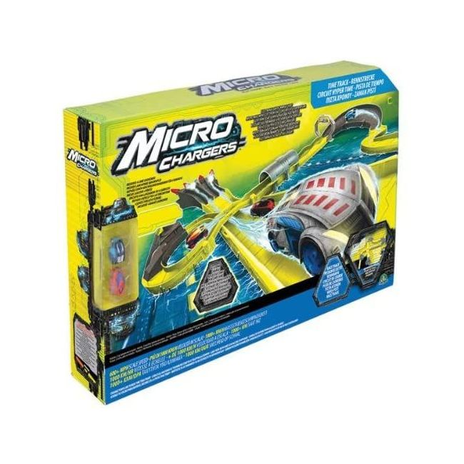 Micro Chargers - Time Track