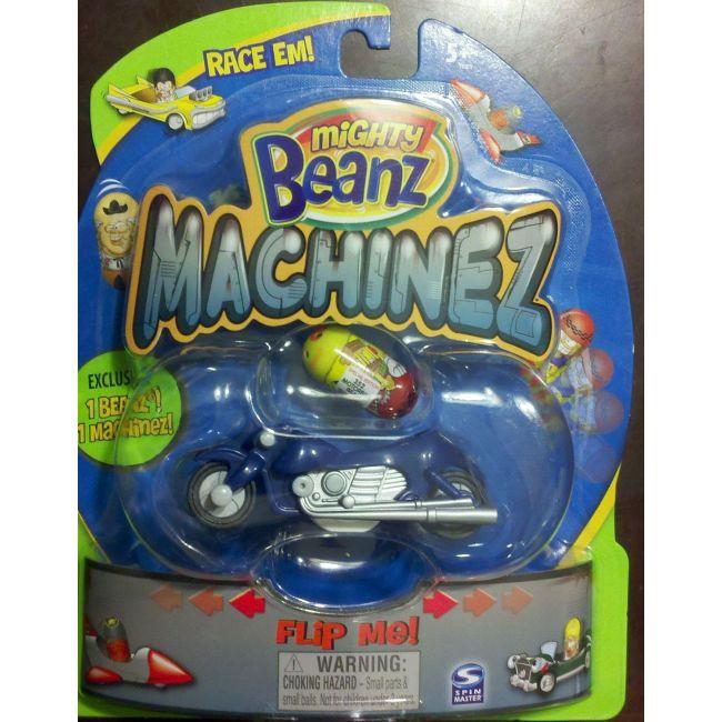 Mighty Beanz - Machinez 1 Pk 6 Asst