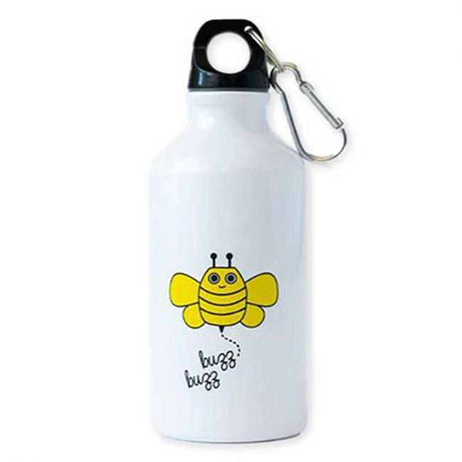 Milk & Moo - Buzzy Bee Kids Water Bottle 400 ml