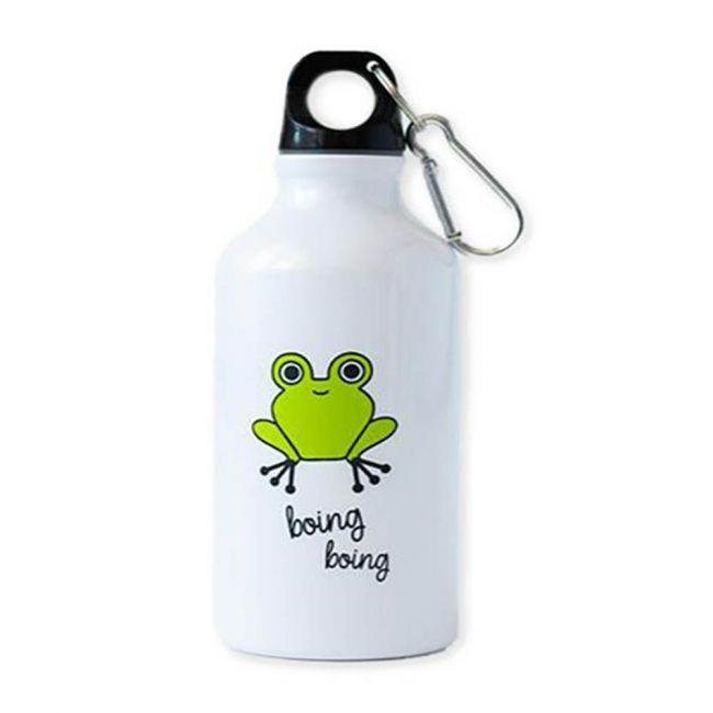Milk & Moo - Cacha Frog 400 Ml Water Bottle
