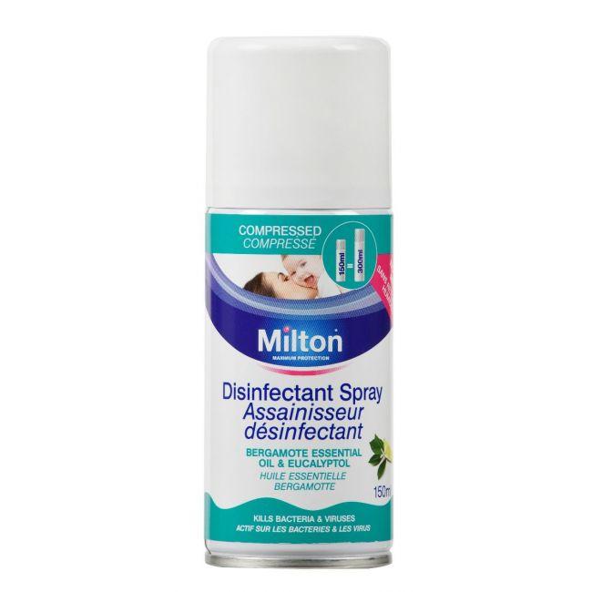 Milton - Compressed Disinfectant Spray - 150ml