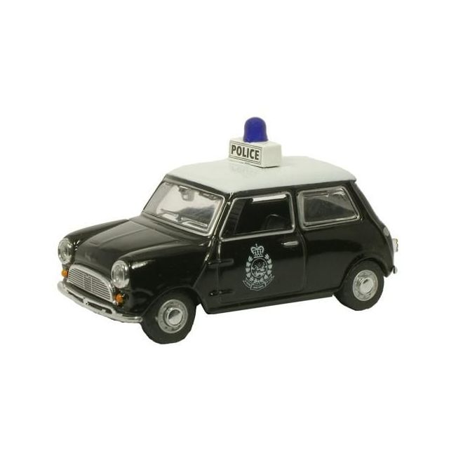 Oxford Diecast Hong Kong Police Toy Car