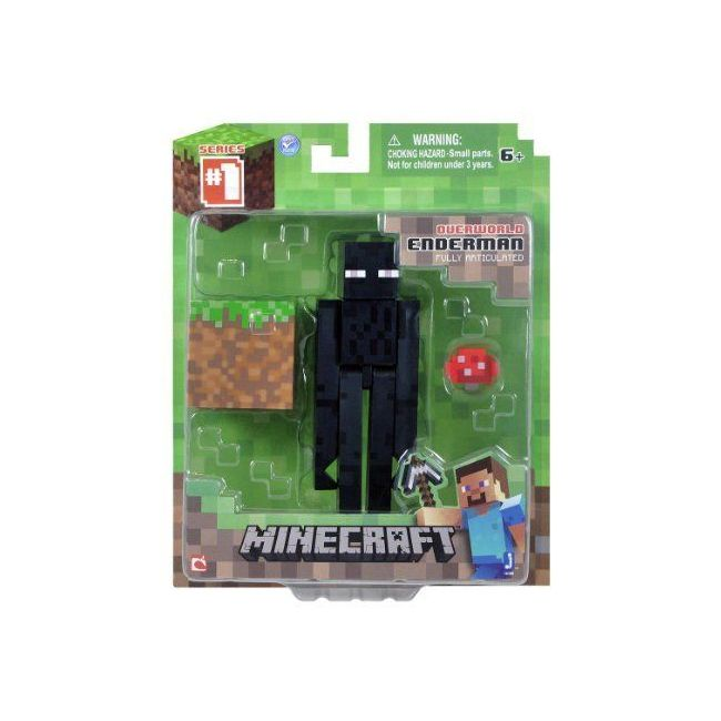 Mine Craft - Core Ender Man With Accessory