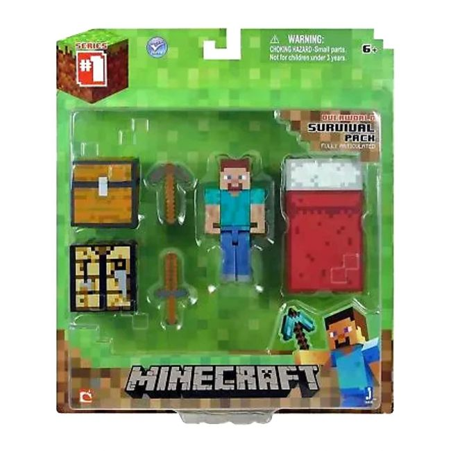 Mine Craft - Core Player Survival Pack