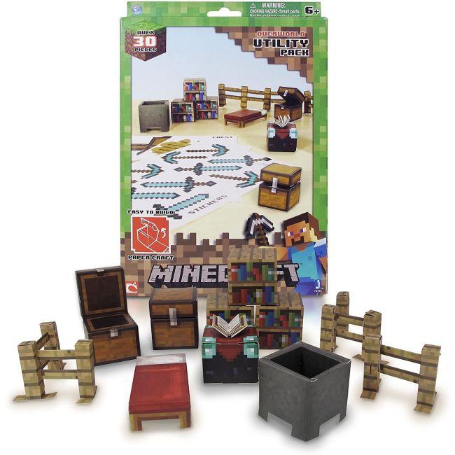 Mine Craft - Paper Craft Utility Pack