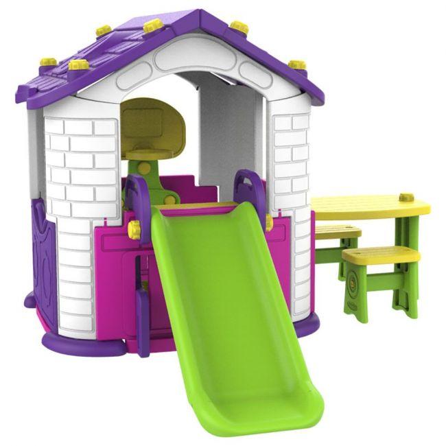 Mini Panda - Playhouse with 2 Play Activity