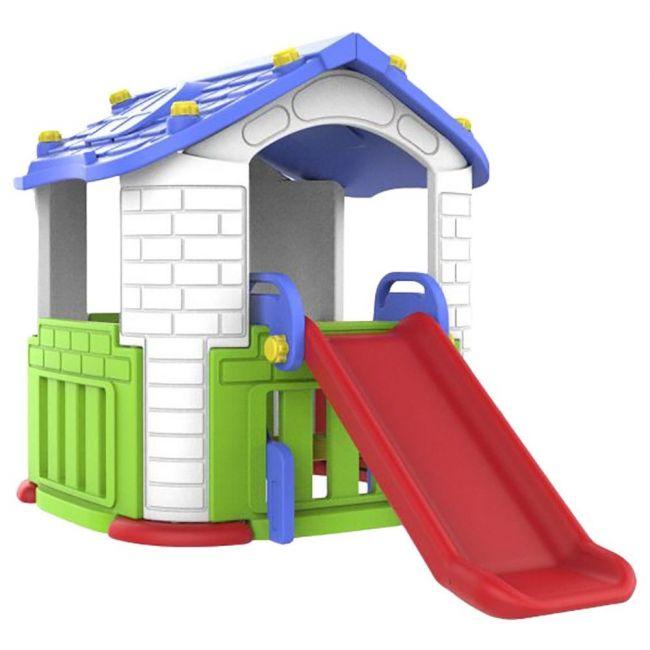 Mini Panda - Standard Playhouse with Slide