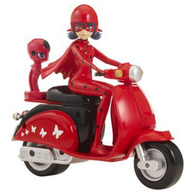 Miraculous - 5 5 Action Doll Vehicle