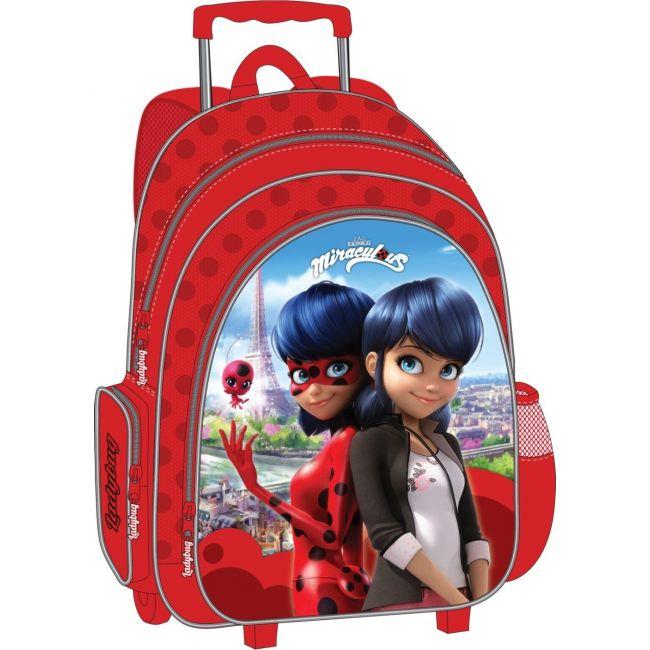 Disney Miraculous Trolley Bag 16 inch
