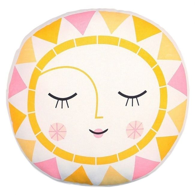 Petit Monkey Sun Cushion