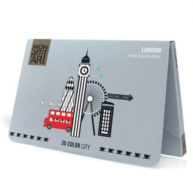Mon Petit - 3D Color City London