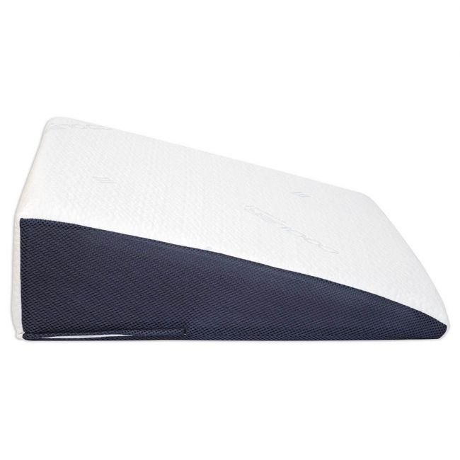 Moon - Coolgel Bed Wedge Pillow - 12 Inch