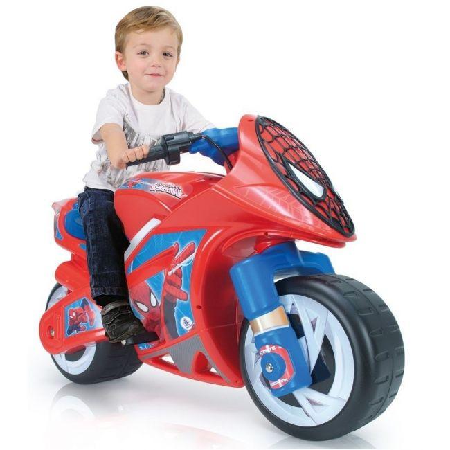 Motorbike Wind The Ultimate Spiderman 6V