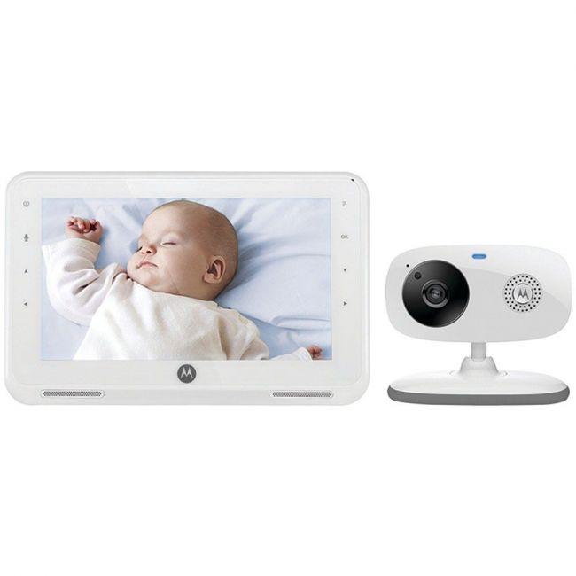 Motorola 7' Digital Video Baby Monitor
