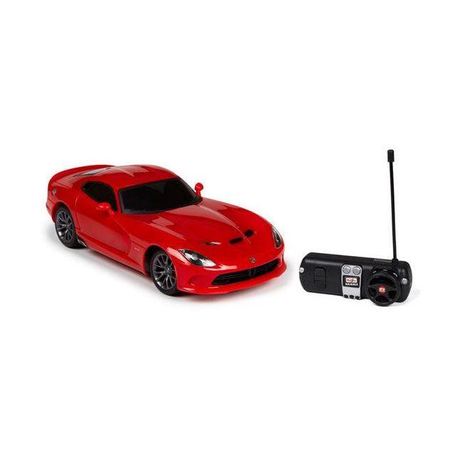 Maisto Tech RC Dodge Viper Toy Car