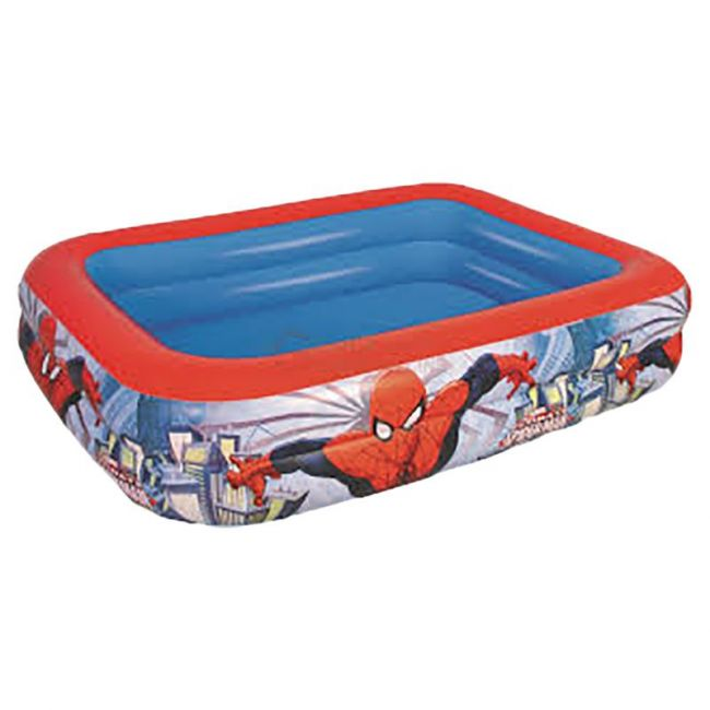 Bestway - Play Pool Spiderman - 201 x 150 x 51cm