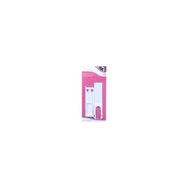 B-Safe Child Safety White Multi Appliance Lock