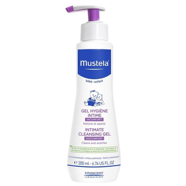 Mustela - Intimate Cleansing Gel, 200ml