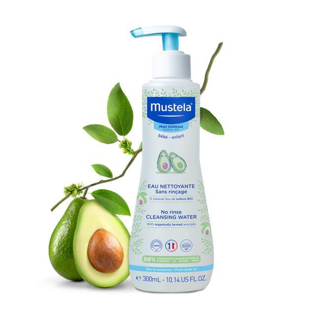 Mustela - No Rinse Cleansing Water - 300ml