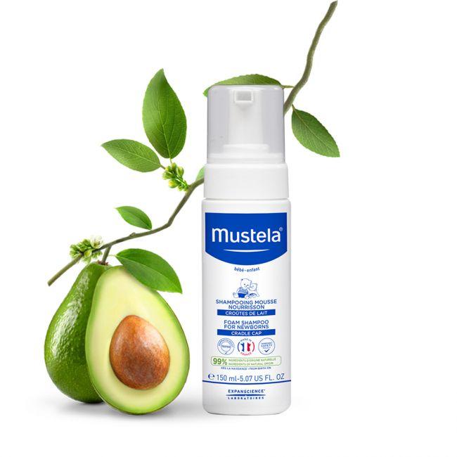 Mustela - Foam Shampoo For Newborns - 150ml