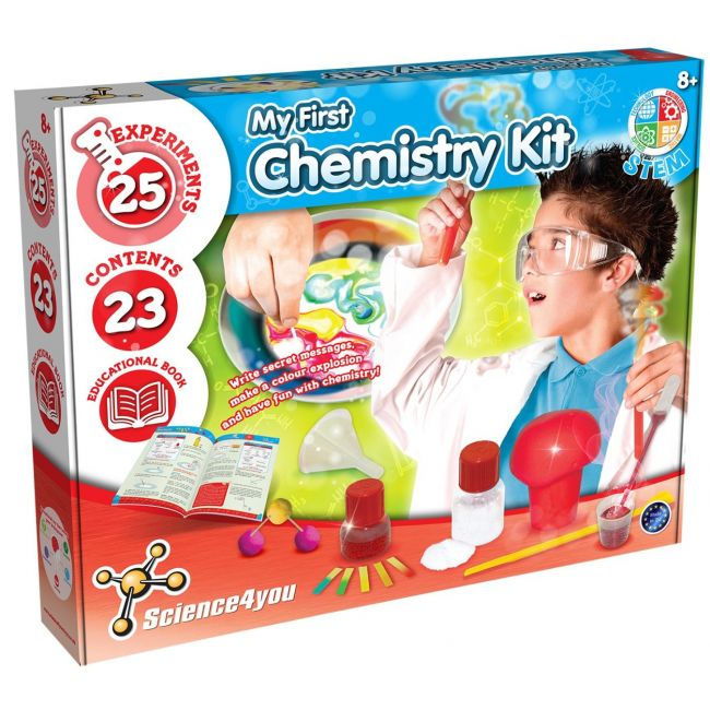 Science 4 You - My First Chemistry Kit