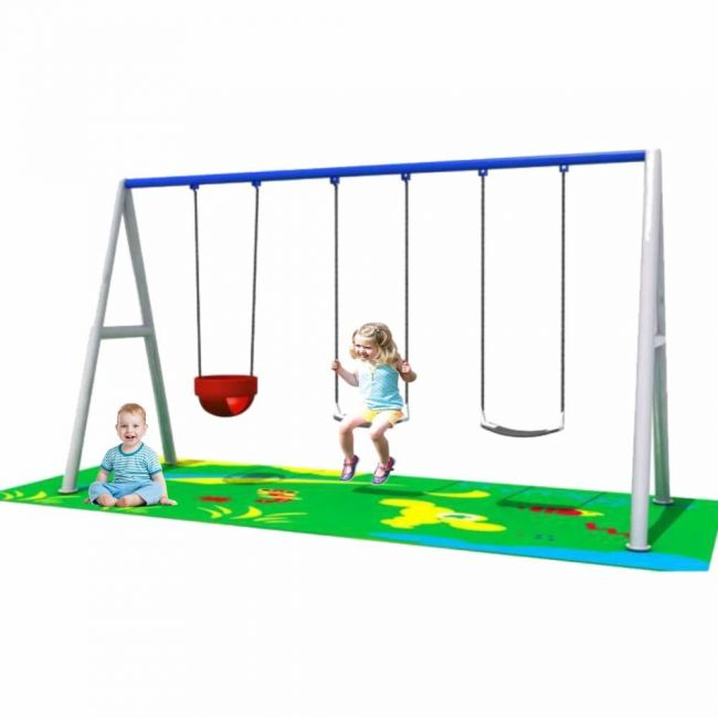 MYTS - Metal Play Swing Small For Kids - 200cm