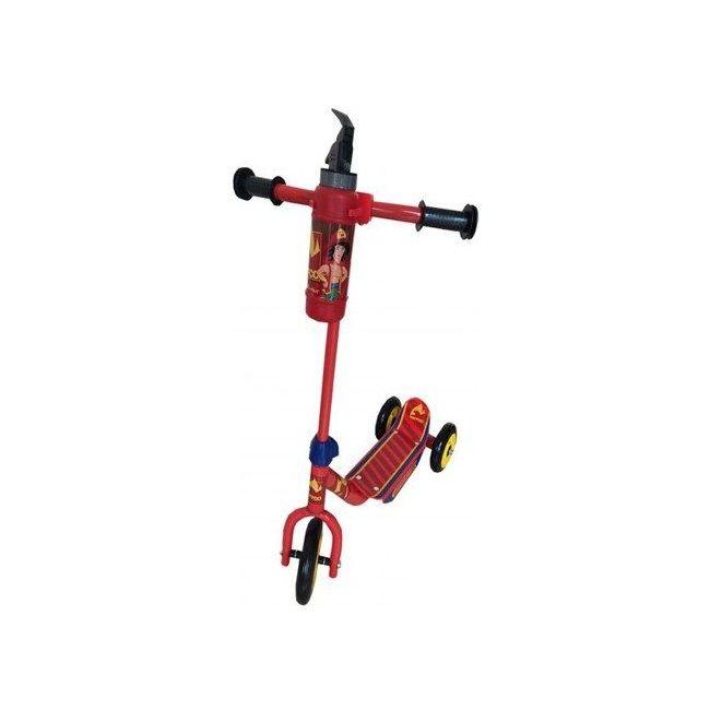 Naffco - Fire Man 3 Wheel Scooter