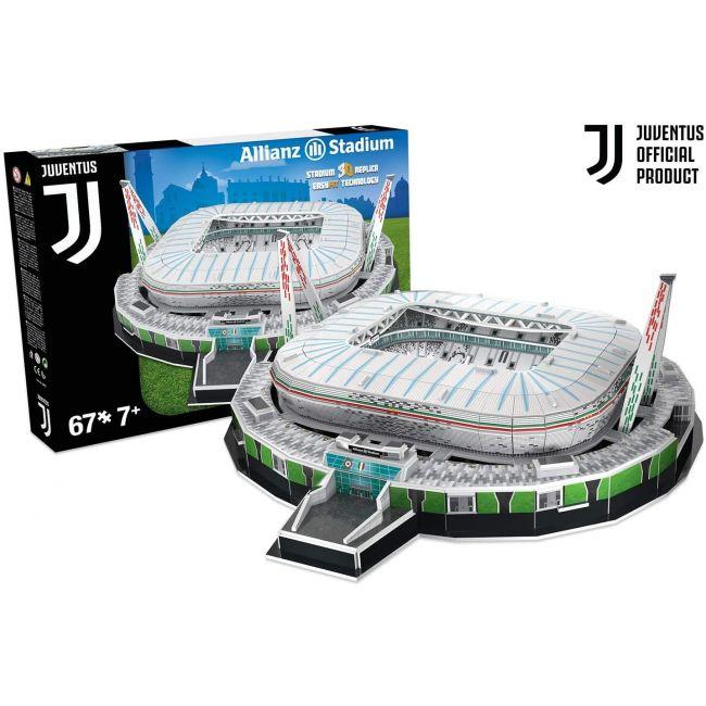 Nanostad - Juventus 3 D Puzzle