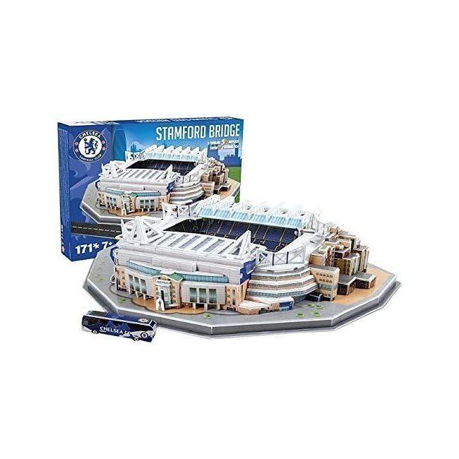 Nanostad - Stamford Bridge 3 D Puzzle Chelsea