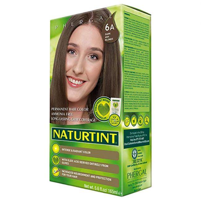Naturtint 6A Dark Ash Blonde 165ml