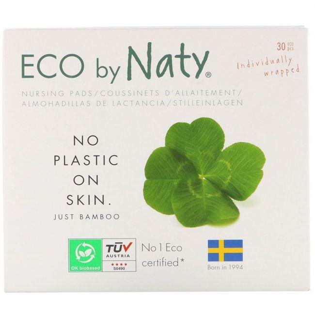 Naty - Nursing Pads - 30 Individually Wrapped Pads