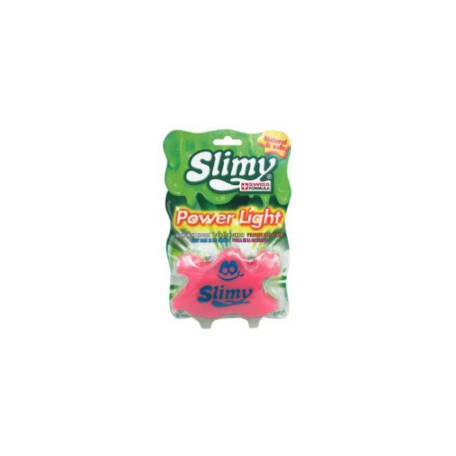 Slimy Power Light Slimy Blister card Enlarge Pink