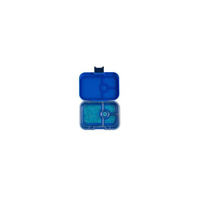 Yumbox Neptune Blue 4 compartments Bento Lunch box