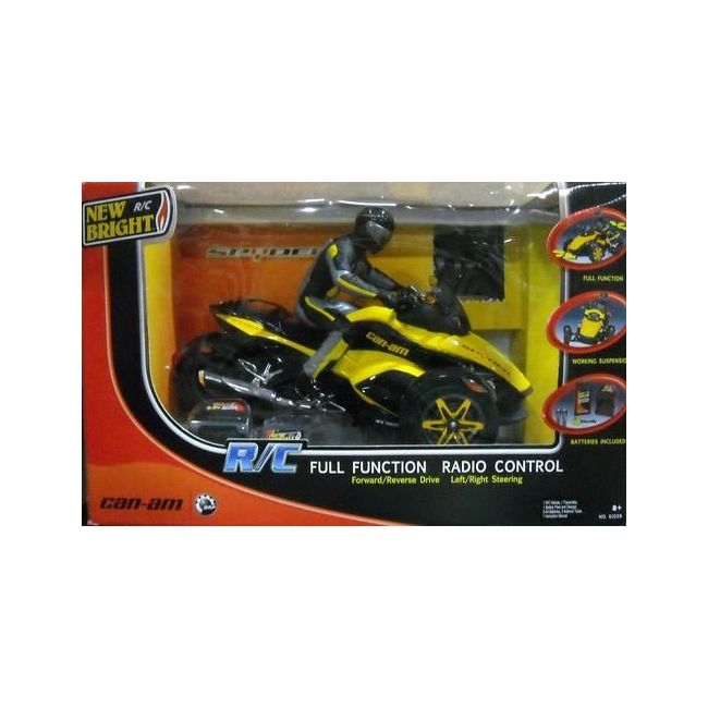 New Bright - 1 10 R C Can Am