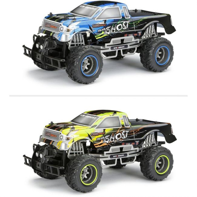 New Bright - 1 10 Rc Charger Cammo Jungle