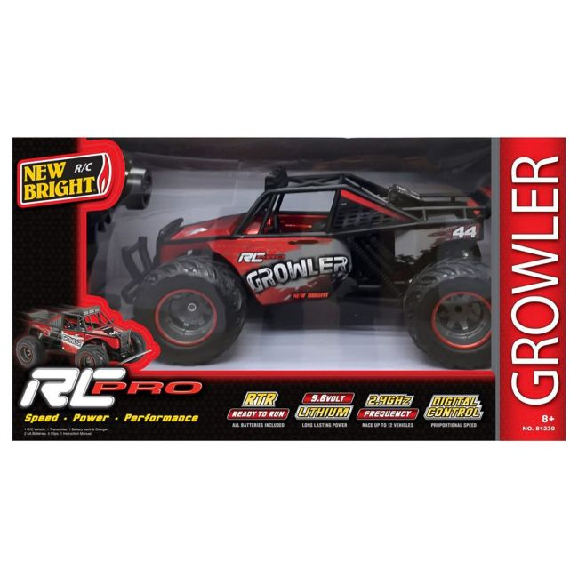 New Bright - 1 10 Rc Charger Groweler
