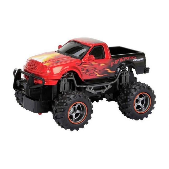 New Bright - 1 14 R C Full Fuction Predator Truck