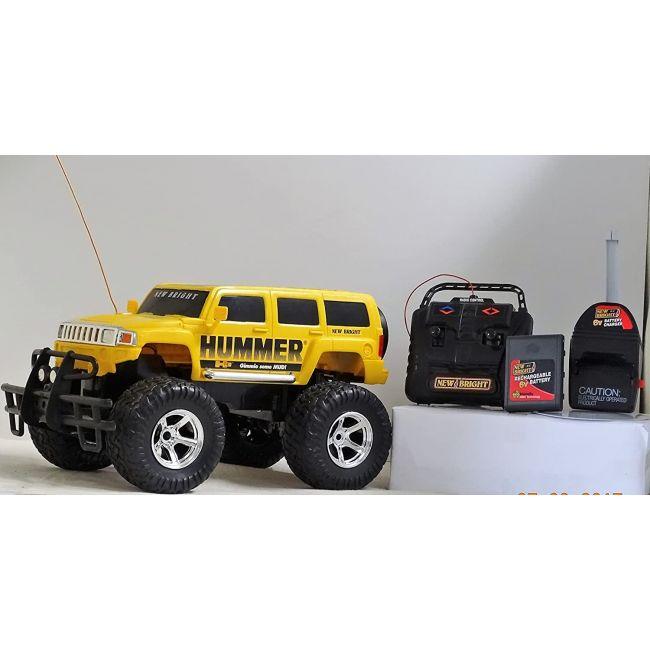 New Bright - 1 14 R C Hummer H 3