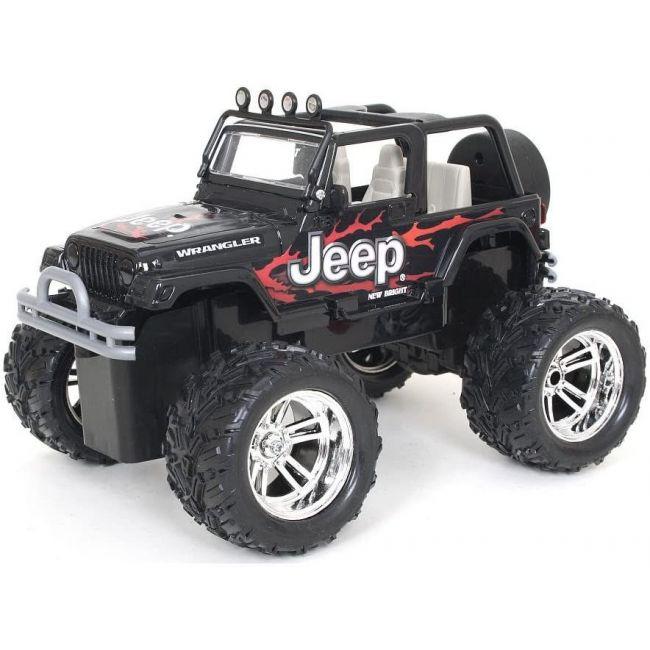 New Bright - 1 16 Jeep Ram Asst