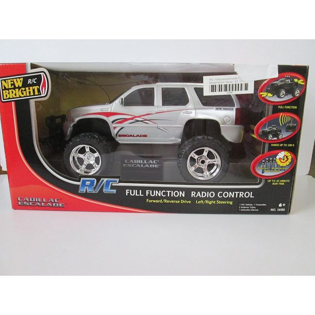 New Bright - 1 16 R C Hummer H 3 Escalade Ford Dodge