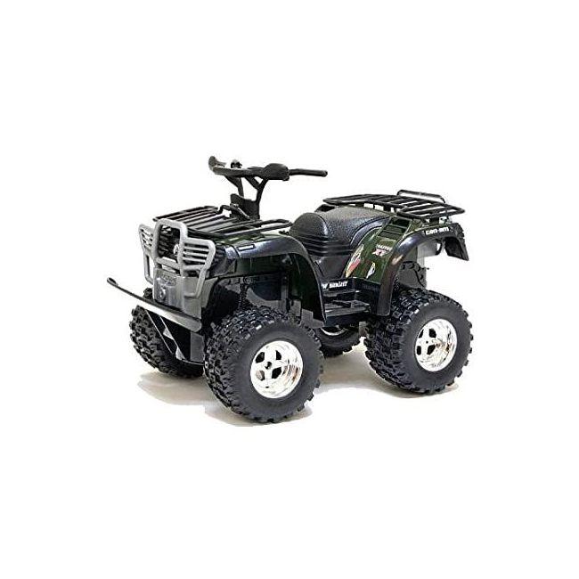 New Bright - 1 20 R C Bomb Rider Atv Traxter