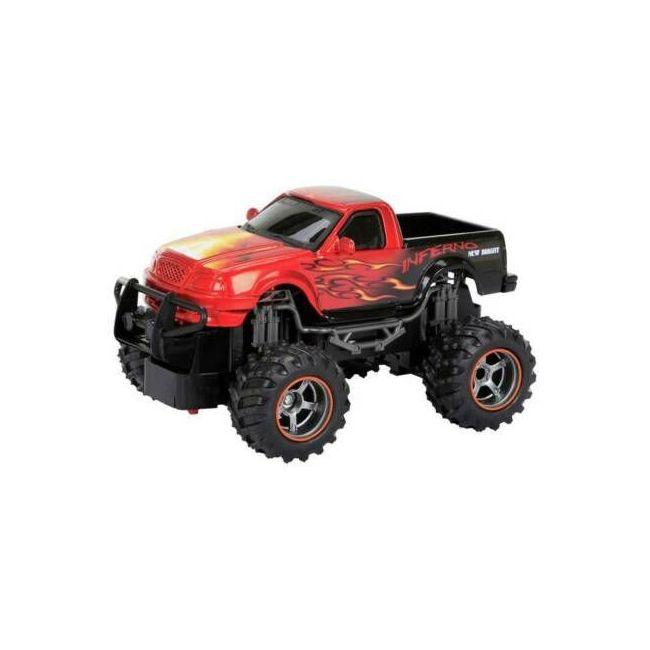 New Bright - 1 24 R C Turbo Dragons Pick Up Trucks